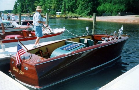 1953 Shepherd Utility Classic Boat for sale