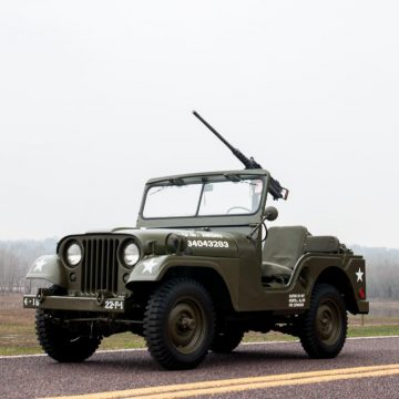 1953 Willys Jeep 4X4 for sale