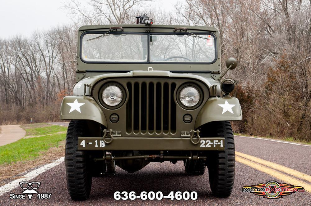 1953 Willys Jeep 4X4