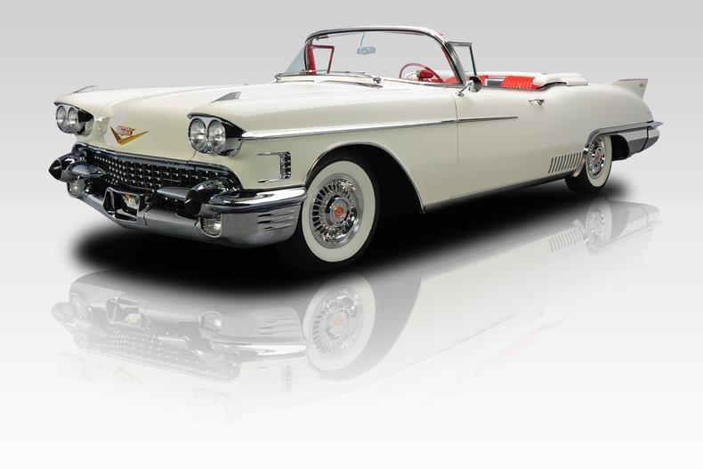 1958 Cadillac Bearritz