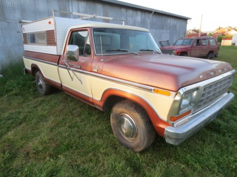 1978 Ford F 150 Ranger LARIAT for sale