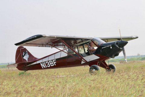 2008 Aviat Husky A 1C 180 for sale