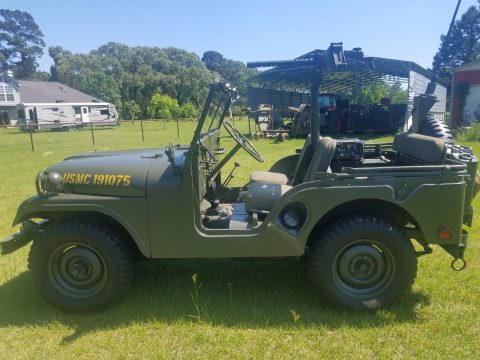 Jeep M38A1 for sale