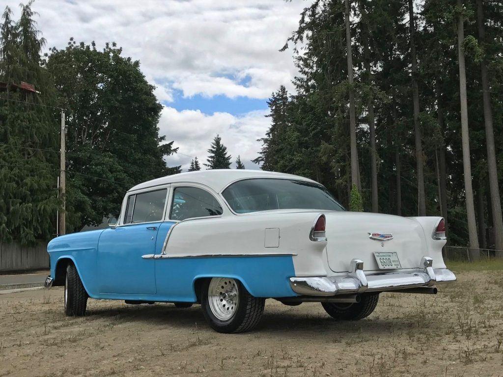 1955 Chevrolet Bel Air/150/210 Bel Air