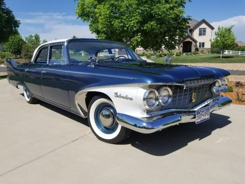 1960 Plymouth Belvedere for sale
