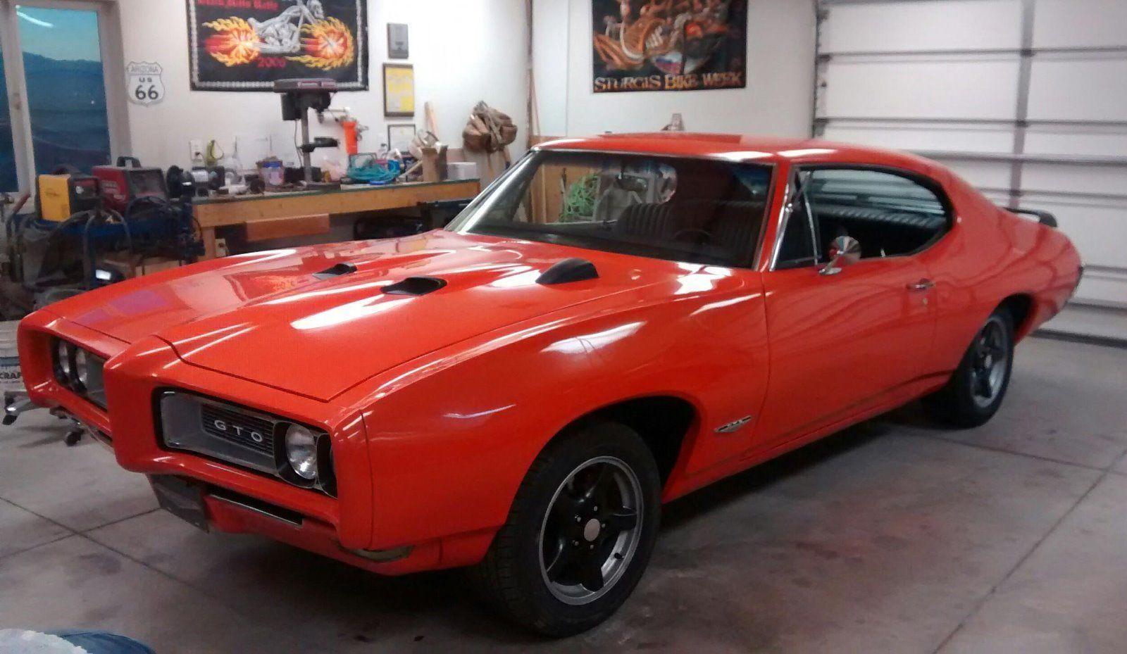 1968 Pontiac Gto For Sale 1960 Judge