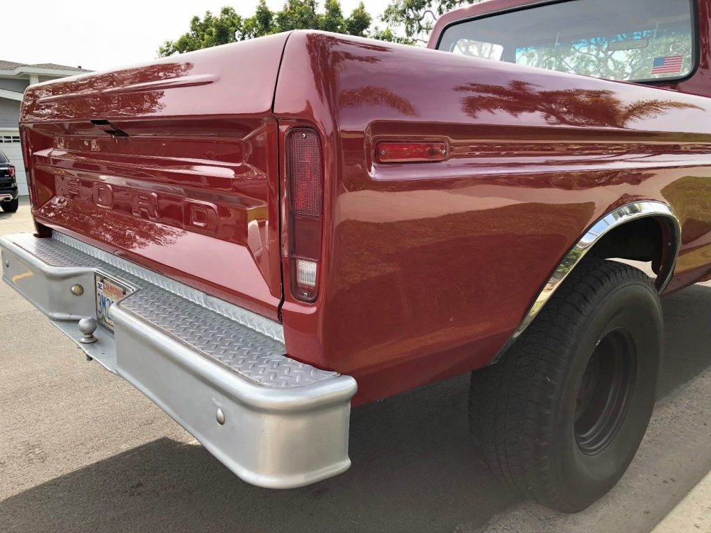 1973 Ford F100 44 Short Bed Classic Truck For Sale 1970 Ranger Xlt