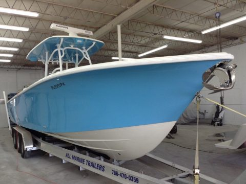 2005 Palmetto 33 Custom Boat for sale