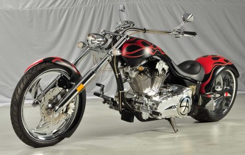 2009 Custom Built Motorcycles Chopper for sale