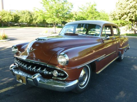 1954 Desoto Firedome for sale