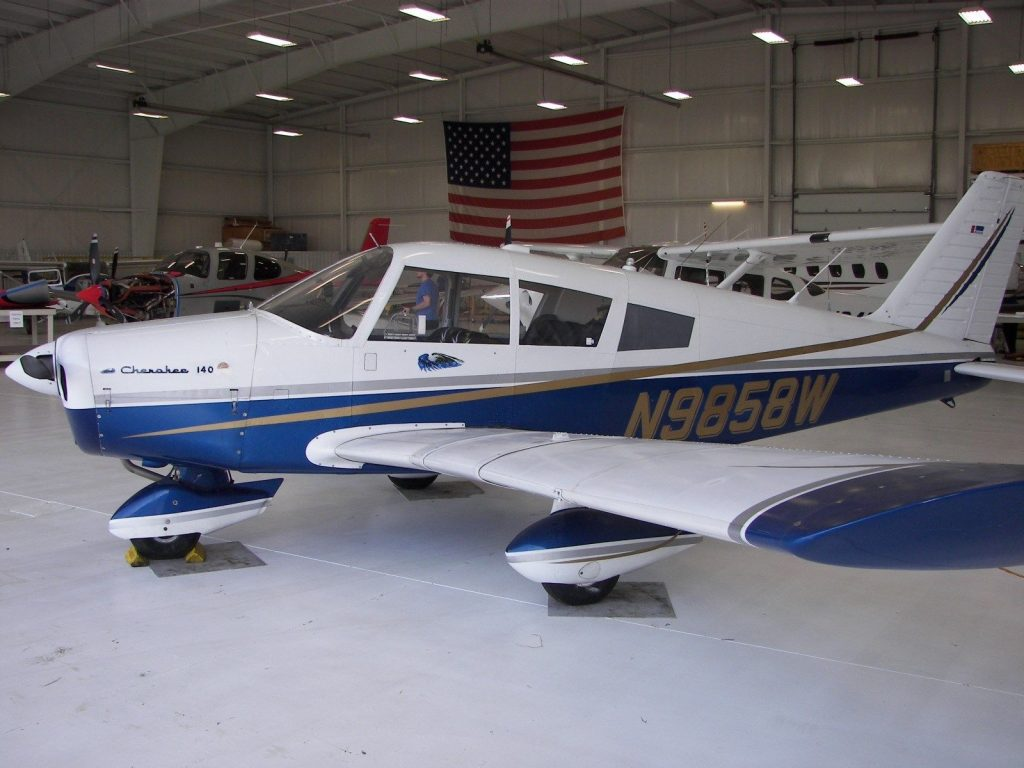 1967 Piper PA 28 140 Cherokee for sale