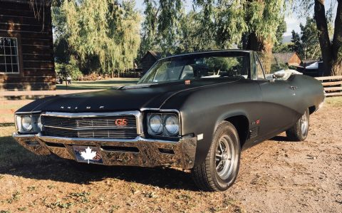 1968 Buick GS 400 RAM AIR 455 Custom for sale