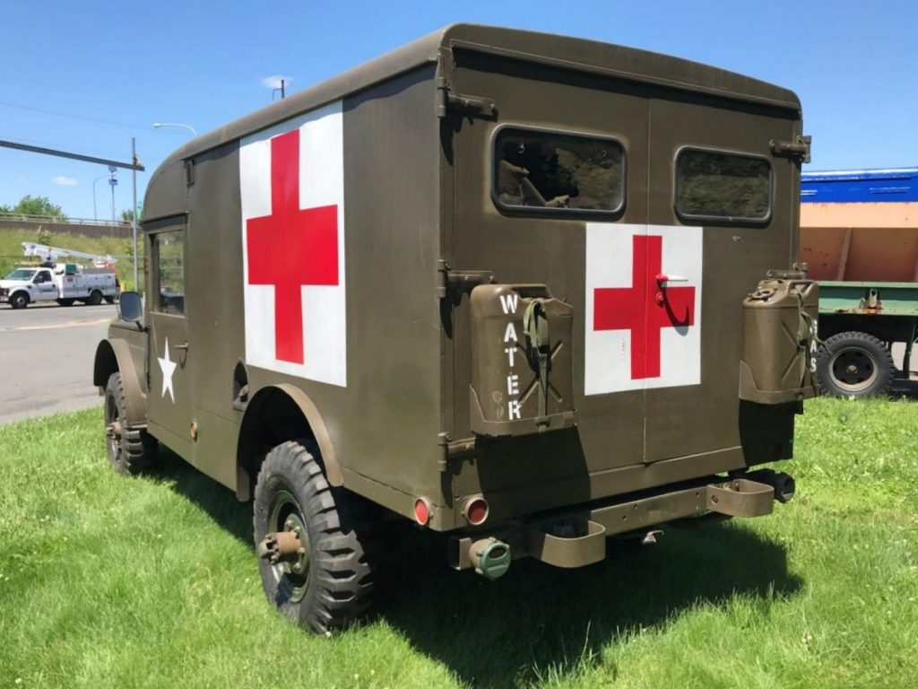 1968 Kaiser Jeep M715 with Ambulance Body for sale