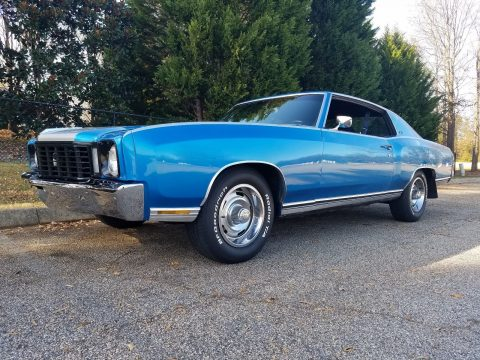 1972 Chevrolet Monte Carlo MCL for sale