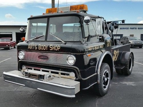 1978 Ford C600