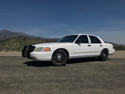 2010 Ford Crown Victoria Police interceptor for sale