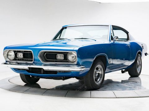 1967 Plymouth Barracuda Formula S for sale