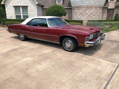 1973 Pontiac Grandville Convertible for sale