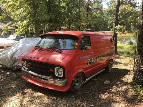 1974 Dodge Ram Van Custom for sale