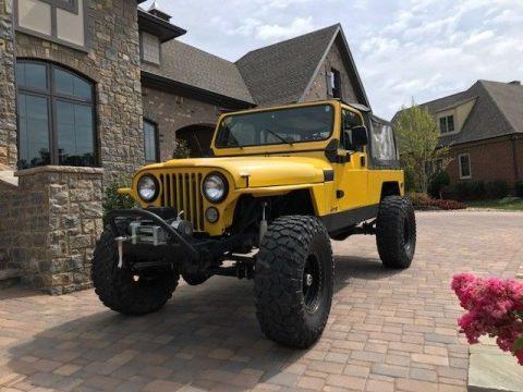 1982 Jeep CJ8 for sale