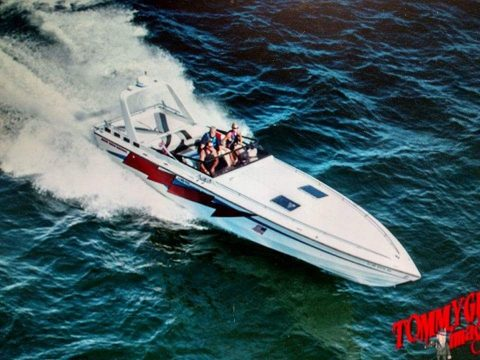1987 Chris Craft 390 STINGER for sale
