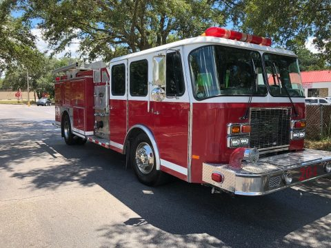 1998 Tanker FIRE TRUCK for sale