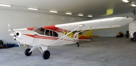 1947 Piper PA12 Super Cuiser for sale