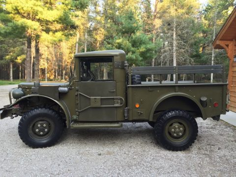 1952 Dodge Pickups M37 Power Wagon for sale