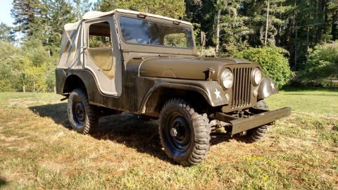 1956 Willys Universal Jeep CJ 5 for sale