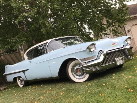 1957 Cadillac Coupe for sale