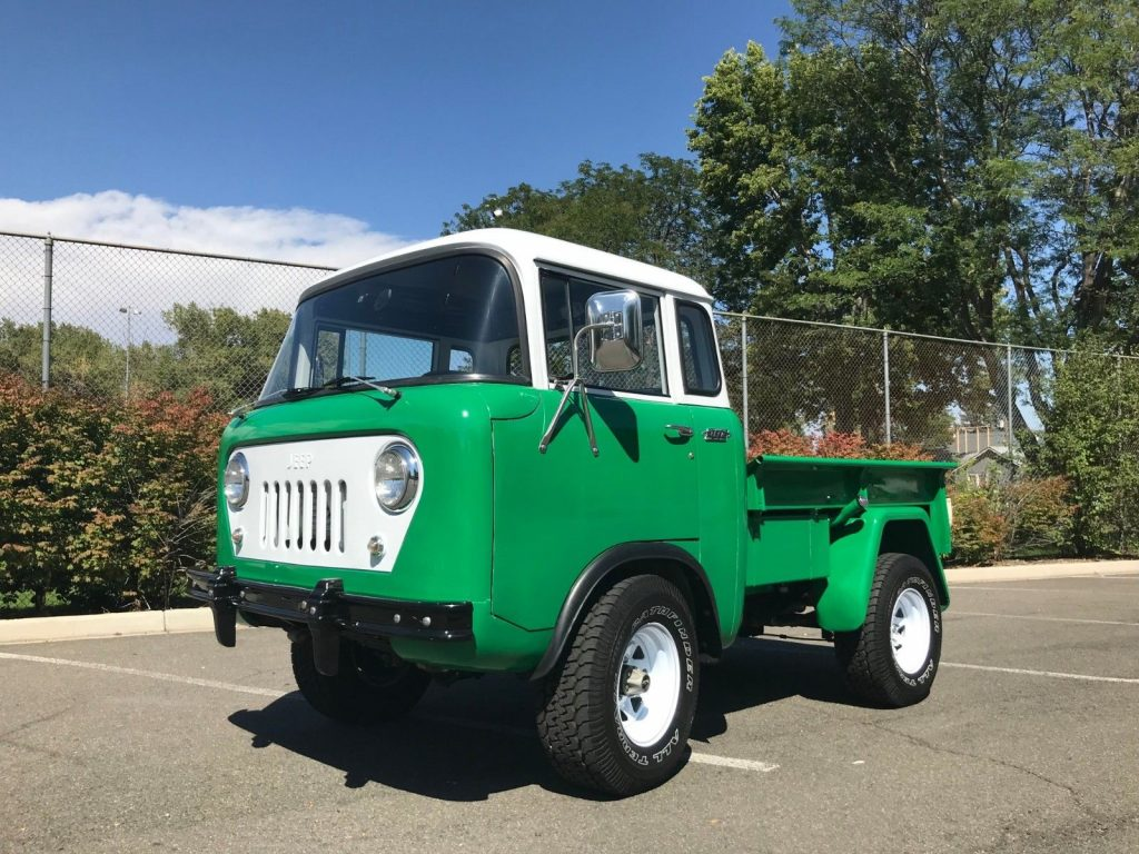 1959 Jeep Fc150 Truck For Sale