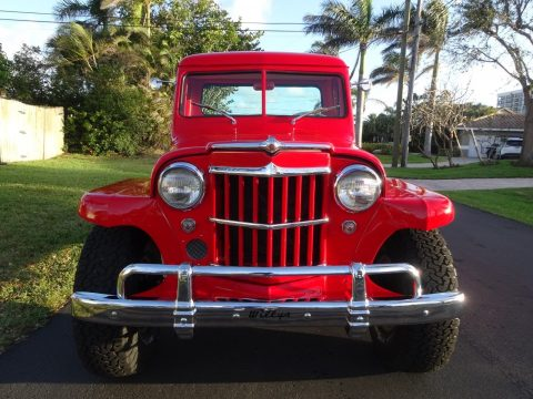 1959 Jeep Willys Pick Up Truck 4×4, for sale