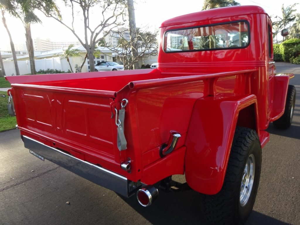 1959 Jeep Willys Pick Up Truck 44 For Sale 1950