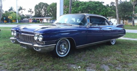 1960 Cadillac Fleetwood 62 for sale