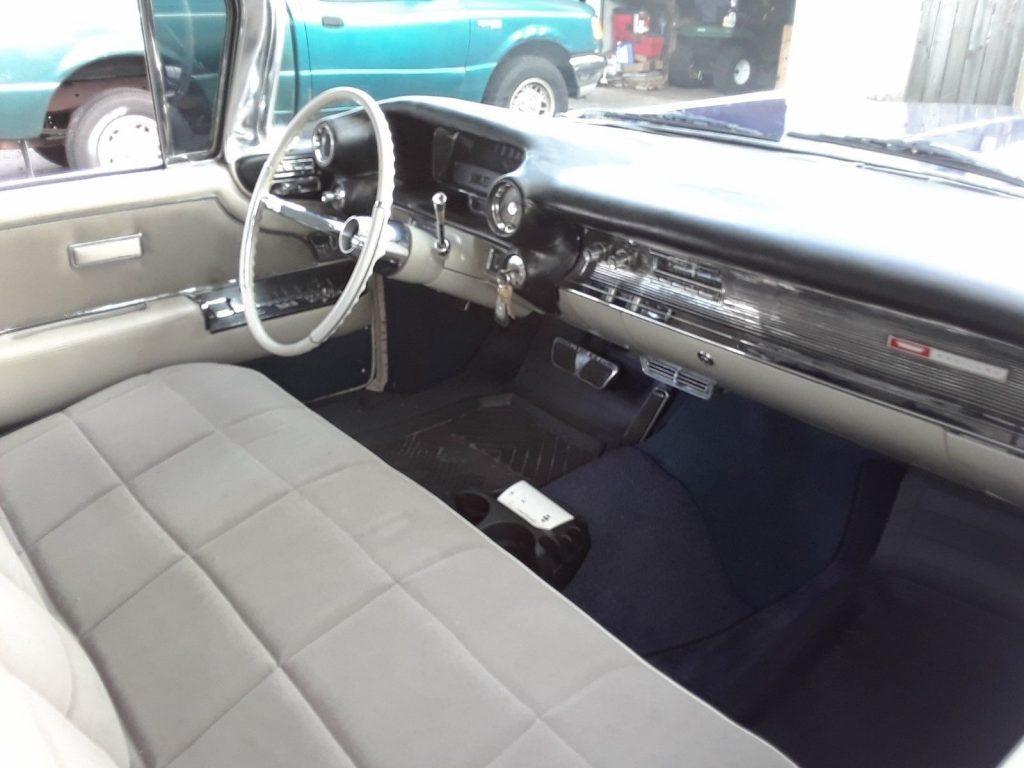 1960 Cadillac Fleetwood 62