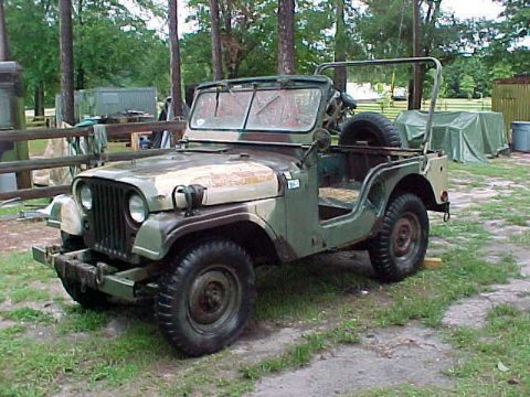 1969 Jeep M38A1 Military Vietnam USMC for sale