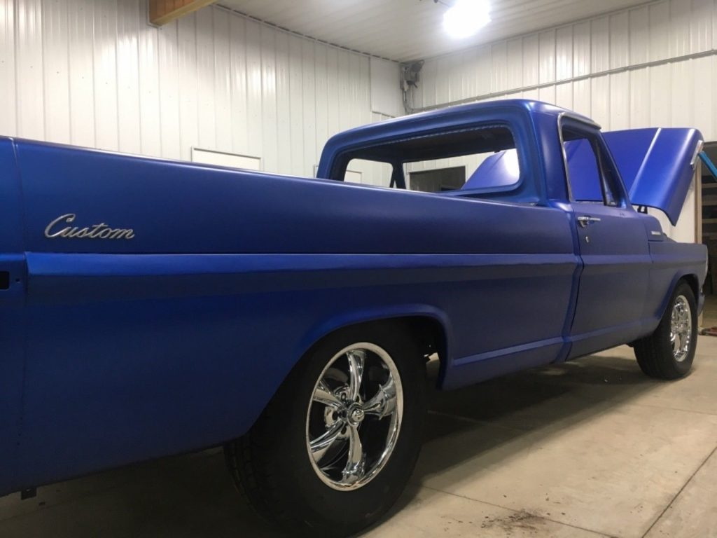 1971 Ford F 250 Camper Special