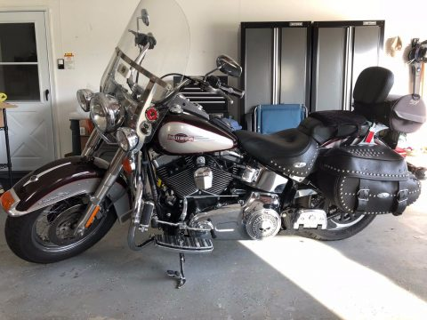2007 Harley Davidson Softail for sale