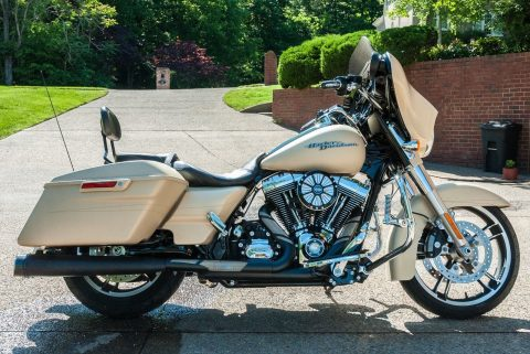 2014 Harley Davidson Touring for sale