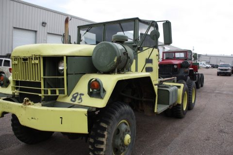 Kaiser Jeep 5 Ton XM818 6×6 Military Truck for sale