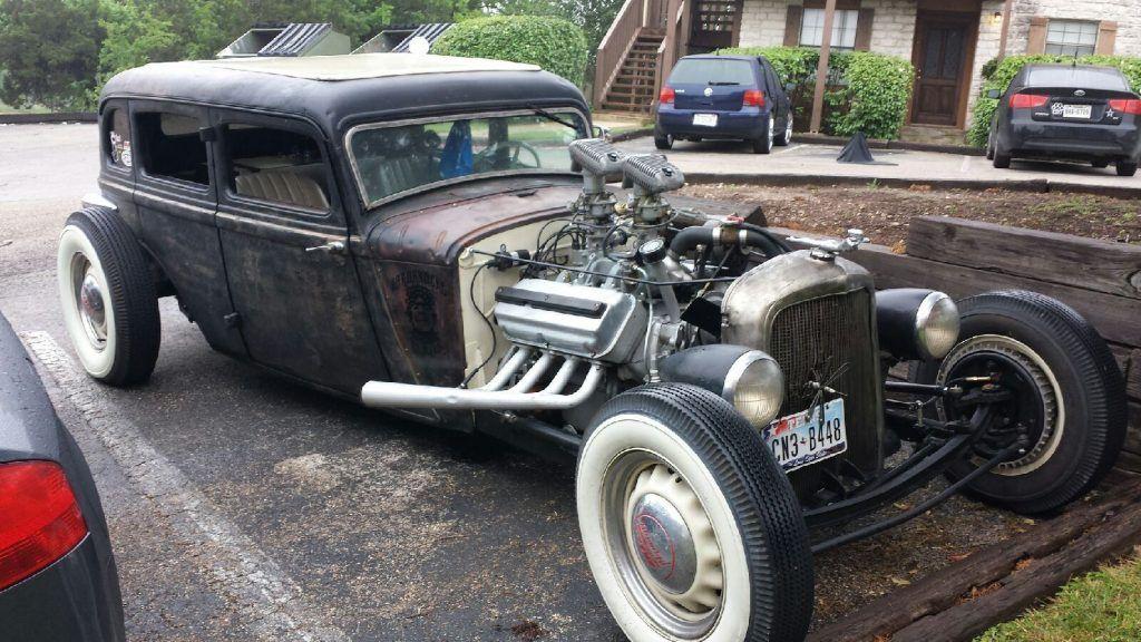 1934 Plymouth Sedan Rat Rod for sale