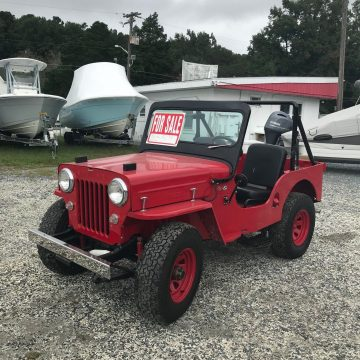 1953 Jeep Willys CJ3B for sale