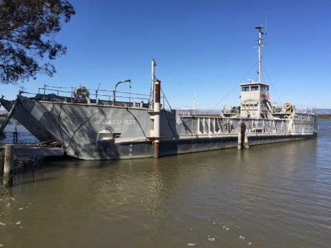 1954 Landing Craft 180 Ton Deck Capacity powerboats for sale