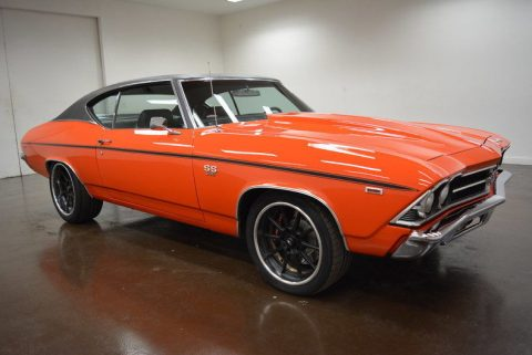 1969 Chevrolet Chevelle 3631 for sale