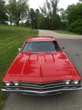 1969 Chevrolet Chevelle SS 396 Coupe for sale