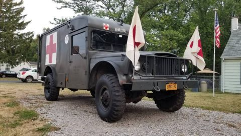 1969 Jeep M725 Military Ambulanc for sale