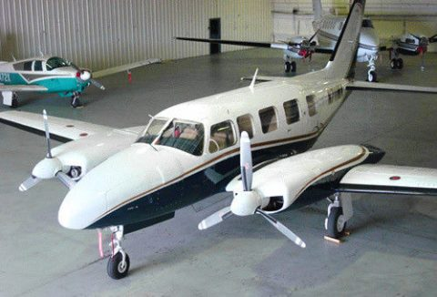 1976 Piper Navajo Chieftain Twin Aircraft Plane for sale