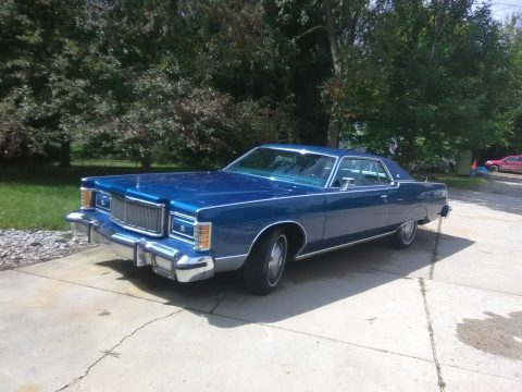 1977 Mercury Grand Marquis Brougham for sale