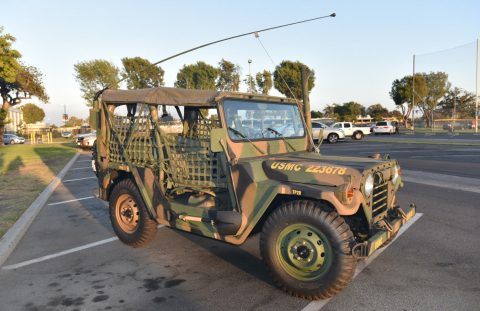 AM General MUTT M151a2 USMC for sale