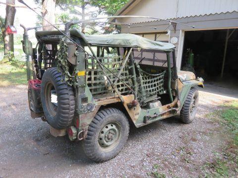 M151a2 uncut Mutt for sale